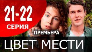 Цвет мести.21— 22СЕРИЯ (сериал, 2221) обзор